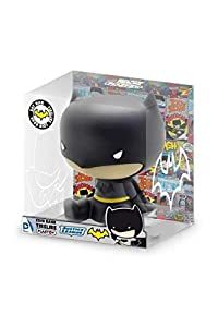 Plastoy- DC Comics Hucha Chibi Batman, Multicolor (P80067)