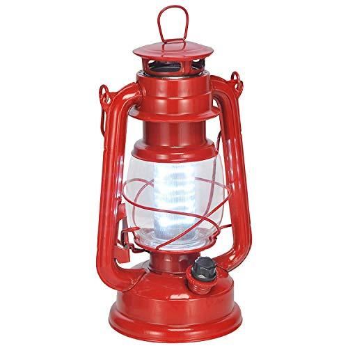Linterna LED, metal