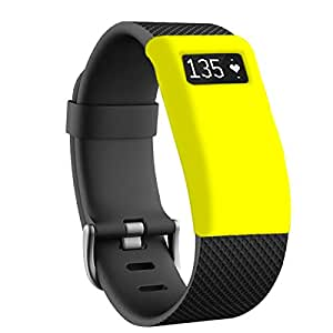 Uk Seller New Band Cover For Fitbit Charge Charge Hr