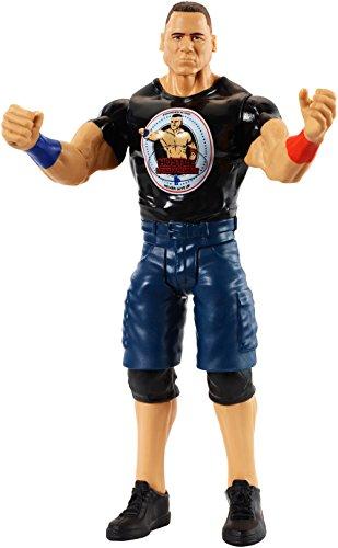 WWE - Figura y Accesorio Tough Talkers John Cena (Mattel DXG83)