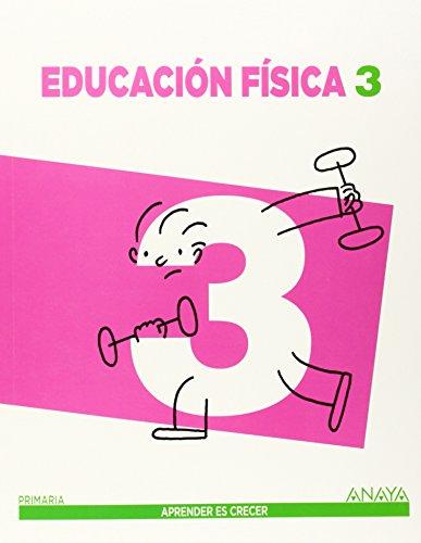 Educación Física 3. (Aprender es crecer) - 9788467848526 por Manuel Vizuete Carrizosa