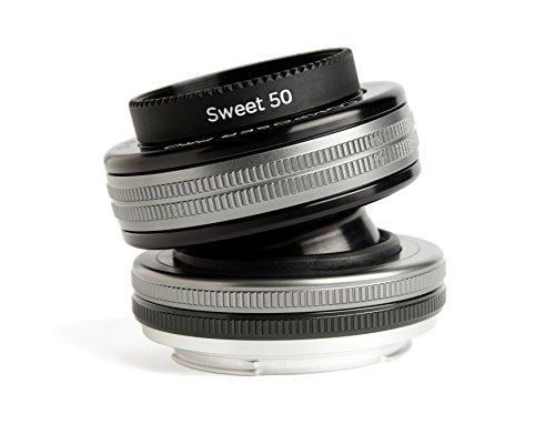 LENSBABY 50 mm/F 2.5 COMPOSER PRO WITH SWEET 50 Lens