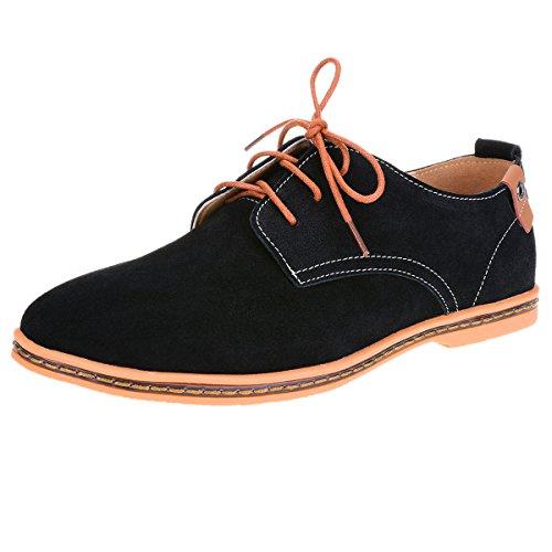 Wildleder Lace Schuhe (TinTop Schnürhalbschuhe Herren Derby Wildleder Oxfords Anzugschuhe Lace-ups Herren Schuhe)
