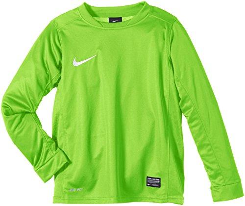 Nike Long Sleeve Top Park V Children Jersey Action Grün/Weiß