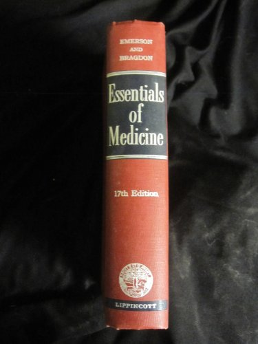 Essentials of medicine: The art and science of medical nursing