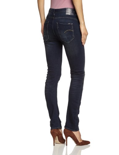 G-STAR Damen Arc 3D Tapered Jeans Blau