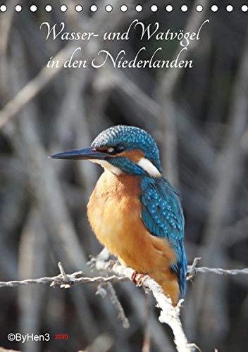 Wasser- und Watvögel in den Niederlanden (Tischkalender 2020 DIN A5 hoch): Die wunderbare Schönheit der Natur (Monatskalender, 14 Seiten ) (CALVENDO Tiere) -