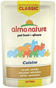 Almo Nature : Pochon Classic Cuisine Pour Chaton : 55 Gr