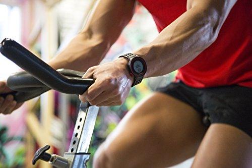 Garmin Forerunner 220 GPS-Laufuhr (umfangreiche Trainingsfunktionen, inkl. Premium Herzfrequenz Brustgurt ) - 9