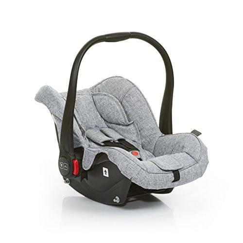 Preisvergleich Produktbild ABC Design 101297701Carseat Hazel Graphite Grey Kindersitz für Auto, Grau