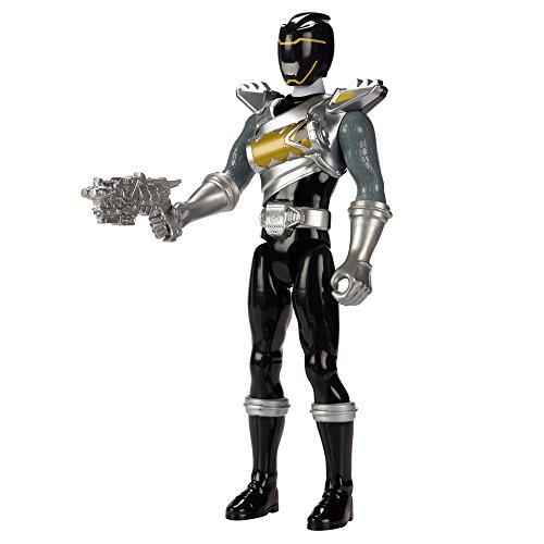 Bandai - 43130 - Power Rangers - Figurine géante - Mode drive - 30 cm - Noir