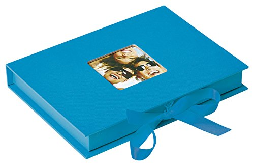 Foto-Geschenkbox Fun, oceanblau, für Fotos bis Format 13X18 cm Fb-mini-box