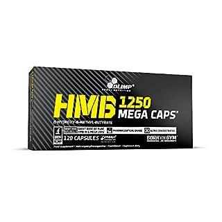 Olimp HMB Mega Caps 1250, 120 Kapseln