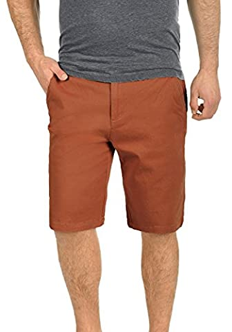 SOLID Lamego - Chino Shorts - Homme, taille:L;couleur:Fox Brown (6792)