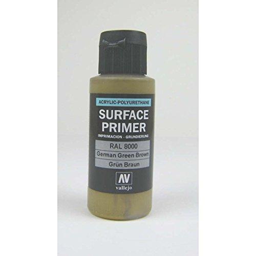 Preisvergleich Produktbild Vallejo Primer German Green Brown RAL 8000 60ml 73.606