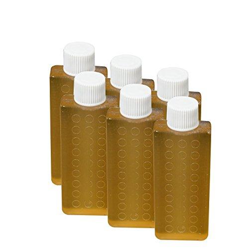 Enthaarung Haarentfernung mit Zuckerpaste - SugarMe Zuckerpaste in der Patrone - 6 Patronen à 120 Gramm - für herkömmliche Wärmegeräte