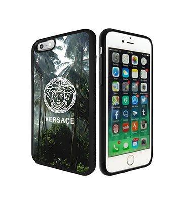 Cool Hülle Schutzhülle Versace Iphone 6 Handy Hülle Versace Brand Logo for Women männer, TPU Silikon Iphone 6S Hülle Case Versace