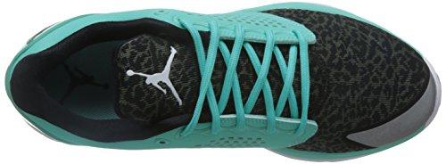 Nike Jordan Trainer St, espadrilles de basket-ball homme Turquoise