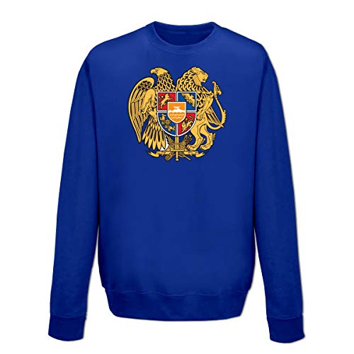Shirtcity Armenien Wappensymbol Sweatshirt by