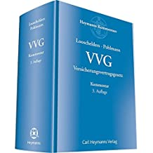 Versicherungsvertragsgesetz ( VVG ): Kommentar