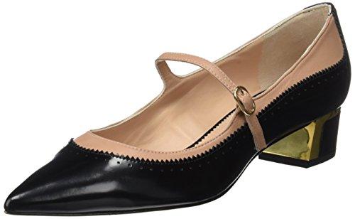 Carla - Chaussures Femme - Noir (Ante Negro/Negro) - 37 EUHannibal Laguna ootyW5