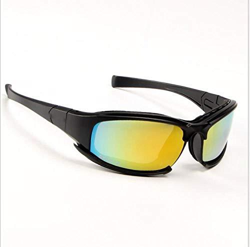 Implicitw Sport Fahrrad Reitbrille Schießbrille Cs Tactical Protective Glasses Motorradbrille -
