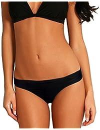 ZAIQUN Moda Bañador Trajes de Baña Atractiva Tangas Bikini de Playa Para Mujeres