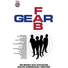 Fab Gear-the British Beat Explosion (6cd Boxset)
