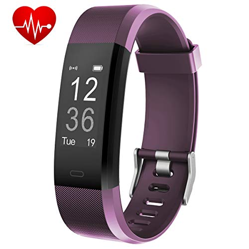 Muzili Fitness Tracker YG3 Plus Activity Tracker Sport Orologio Smart Braccialetto Pedometro con monitoraggio di frequenza cardiaca/GPS / Step Counter/Sleep Monitor/Controllo della Fotocamera