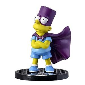 The Simpsons Bart with Cape Mini PVC Figura