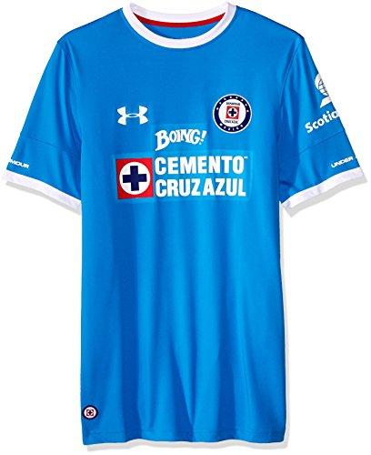 Cruz Azul 16/17 Home S/S Replica Football Shirt - Blue - size XL