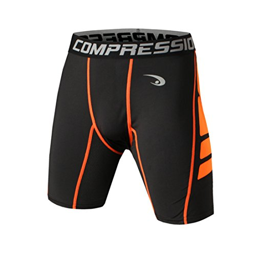 Men's High Quality Compression Stretch Casual Shorts WDK05809002