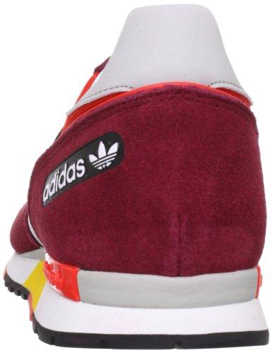 adidas Originals Phantom, Sneaker a Collo Basso Uomo Rosso (Rot (HIRERE/RUNWH))