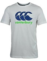 Mens CCC Logo Tee SS16 - White/Sport Blue