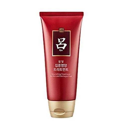 Ryoe Koreanische pflanzliche Anti Haarausfall Schäden Pflege Haarkur 6,1 Oz / 180Ml -