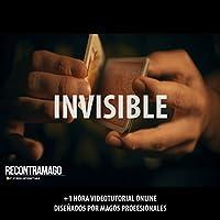Baraja Invisible - Hecha con la mejor Técnica Roughing + Acceso Área Secreta con 1 Hora de VideoTutorial Online por Magos Profesionales - Trucos de Magia Profesional - Juego de Magia hecho con Cartas de Alta calidad