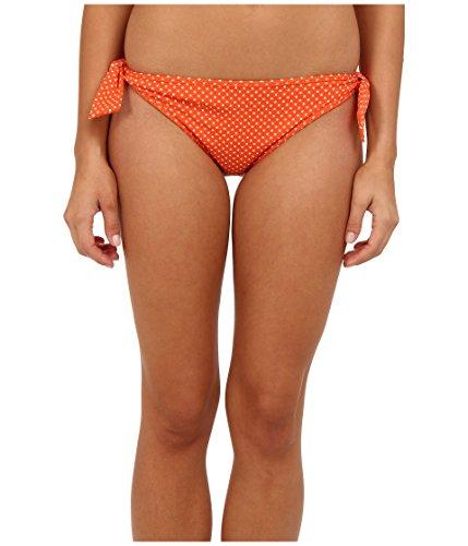 Reversible Tie Side Bikini (Tommy Bahama Damen Reversible Tie Side Hipster Bikini Bottom Ginger/Capri/Cave Multi XS)