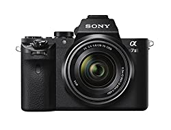 Sony Alpha A7M2K 24.3MP Digital SLR Camera (Black) with 28-70mm (ILCE-7M2K)