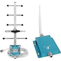 Proutone gsm 900MHz Kit de Antena del Repetidor Amplificador de Señal de Teléfono Celular