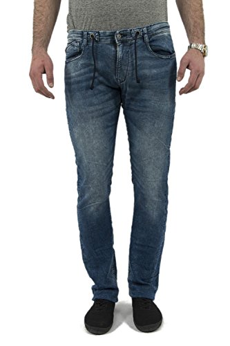 Le Temps des Cerises -  Jeans  - Uomo blu 33W x 32L