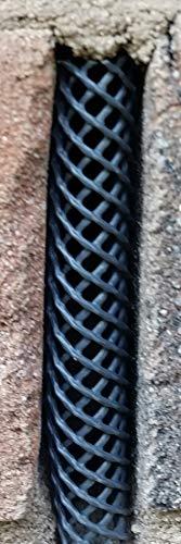 Fugenlüfter, ( 30 Stück ) ,Wespen u. Mäuse - Schutz bis 12,5 cm Fugenhöhe Angebot: Das Original von FUSTIM