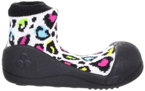 Attipas , {Chaussures premiers pas pour bébé (garçon) Multicolore Multicolore 21.5 Noir
