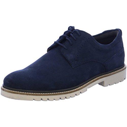 Rockport 133496, Scarpe stringate uomo Blu  - New blue