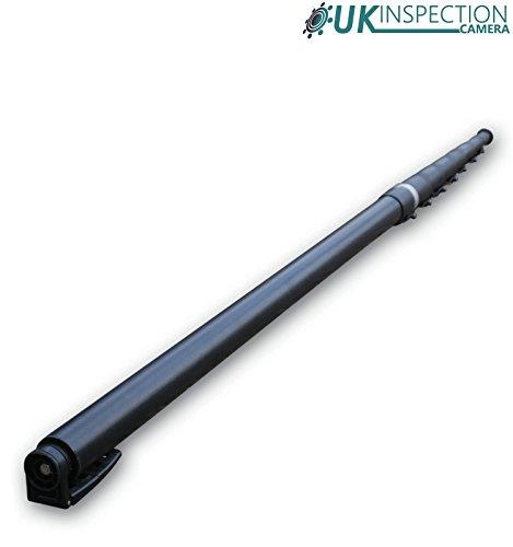 10Meter Teleskop Antenne Fotografie Pole für Digitale Kameras und Gopro oder Sport Kameras (Teleskop-kamera-pole)