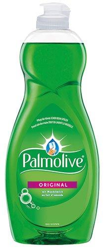 Palmolive 10x Spülmittel Original, mit Mandelmilch - 750ml -