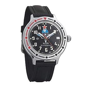 Wostok # 921288komandirskie Mechanische Auto Russische Armbanduhr 2416B