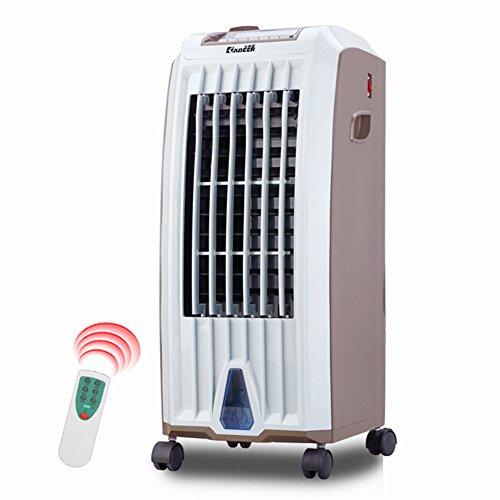 Radiateurs électriques YIXINY NFS-L20A Vent Froid Chauffage Double Usage 2000W Gris 28.5 * 34 * 70cm