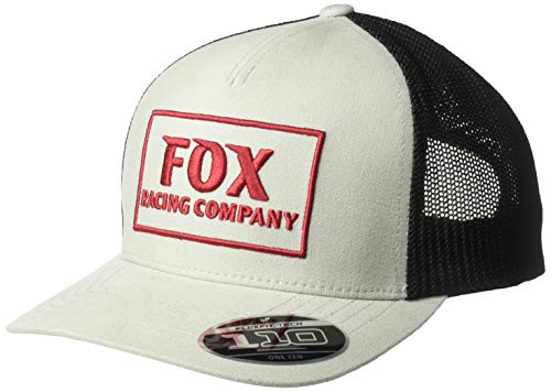 finest selection ee0fa 18f9b Fox Racing Heater Snapback Cap One Size STL Gry