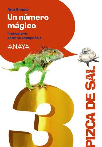 Un número mágico (Literatura Infantil (6-11 Años) - Pizca De Sal)