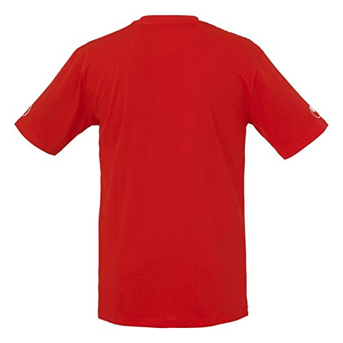 uhlsport Herren Match Training T-Shirt rot/Weiß